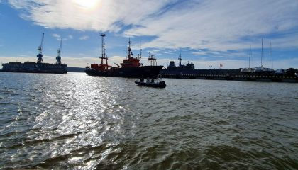 Pilies uostas